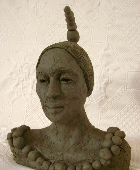 femme au scorpion